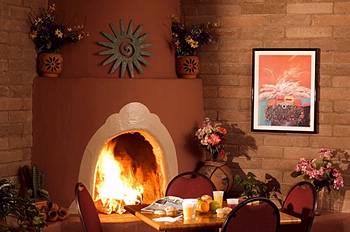 The Marcy Room With Kiva Fireplace 8 of 11