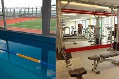 Usage Of Gym/tennis Court & Pool 12 of 12