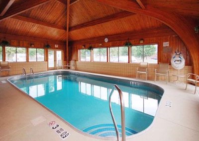 Heated Indoor Pool 3 of 3
