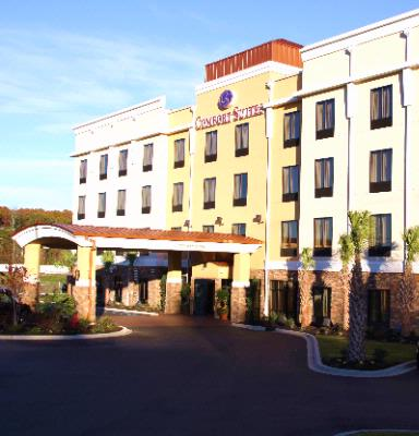 Image of Comfort Suites Simpsonville