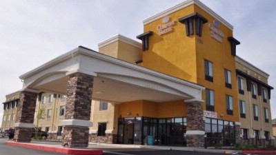 Image of Comfort Suites I 80 West of Uc Davis