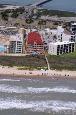 Beach Front La Copa Beastwestern South Padre Island 2 of 28