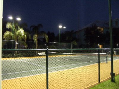 Cypress Pointe Resort Tennis Court 18 of 19