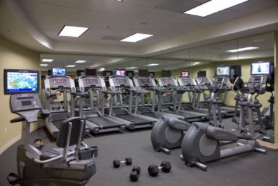 Complimentary State-Of-The-Art Fitness Center 11 of 18