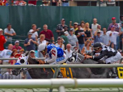 Del Mar Horseracing: Photo Courtesy Pdphoto 5 of 7