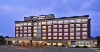 The Four Points by Sheraton Cambridge 1 of 6