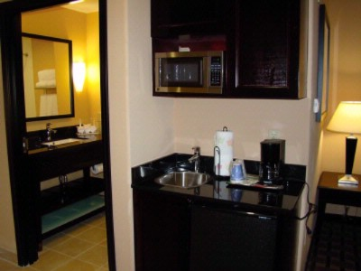 Wet Bar And Bathroom 5 of 10