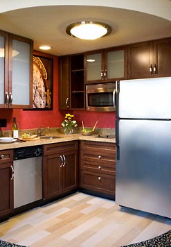 All Of Our 240 Suites Include A Fully Equipped Kitchen. 6 of 6