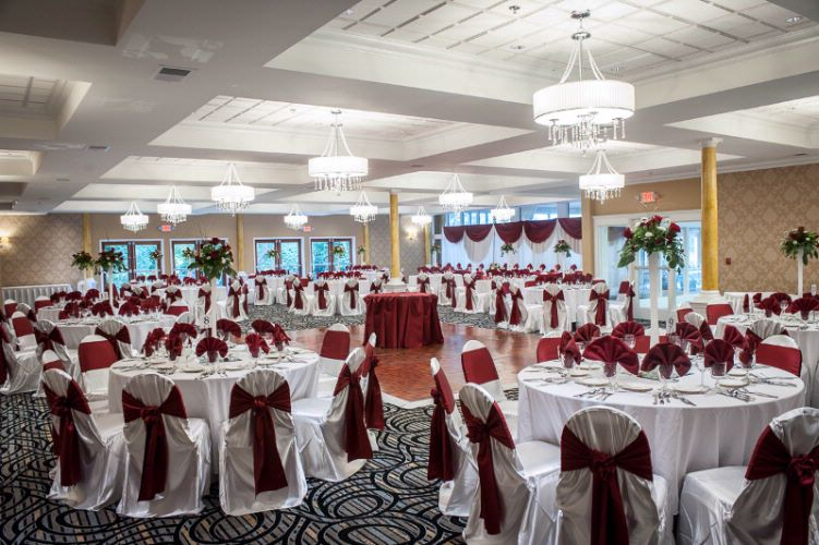 Newly Renovated Grand Ballroom 10 of 12