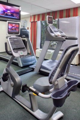 Need A Morning Workout? Check Out Our Cardio Workout Room! 7 of 13
