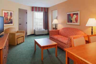 Upgrade To A 2 Room King Suite For Added Space And Additional Amenities! 9 of 13