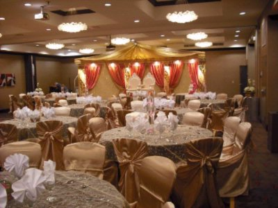 Ballroom Set Up 13 of 16