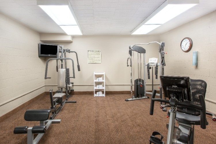 24 Hour Fitness Center 5 of 11