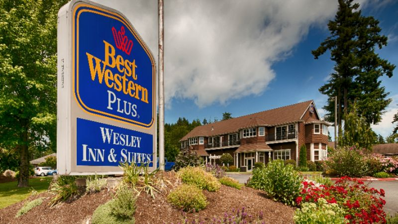 Best Western Wesley Inn & Suites 1 of 15