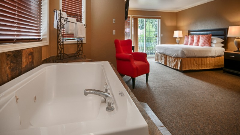 Deluxe Jacuzzi Suite 13 of 15