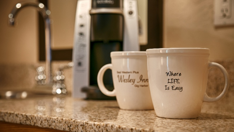 Each Of Our Rooms Are Equipped With Keurig Coffee Makers 14 of 15