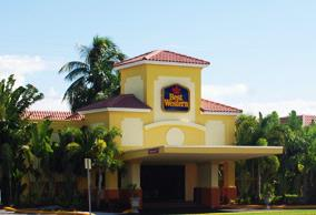 Image of Best Western University Inn