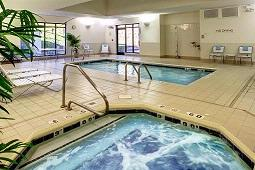 Fairfield Inn & Suites Indoor Pool 5 of 8