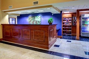 Fairfield Inn & Suites Lobby 6 of 8