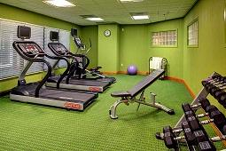 Fairfield Inn & Suites Fitness Center 7 of 8