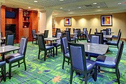Fairfield Inn & Suites Breakfast Area 8 of 8