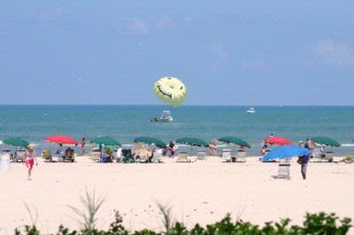 Parasailing On South Padre Island 8 of 23