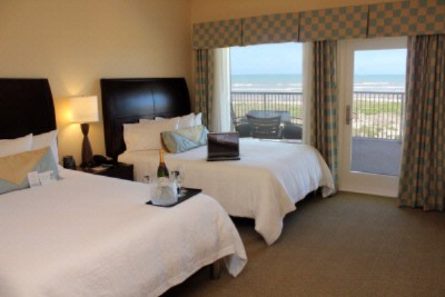 Balcony On All Rooms Hilton Garden Inn South Padre Island 3 of 23
