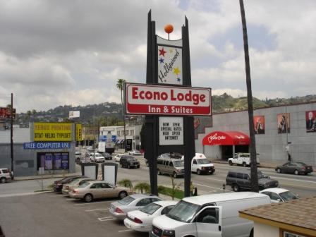 Image of Econo lodge Inn & Suites West Hollywood