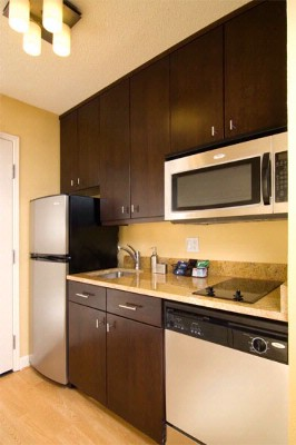 Enjoy Kitchen Facilities In Every Suite 4 of 7