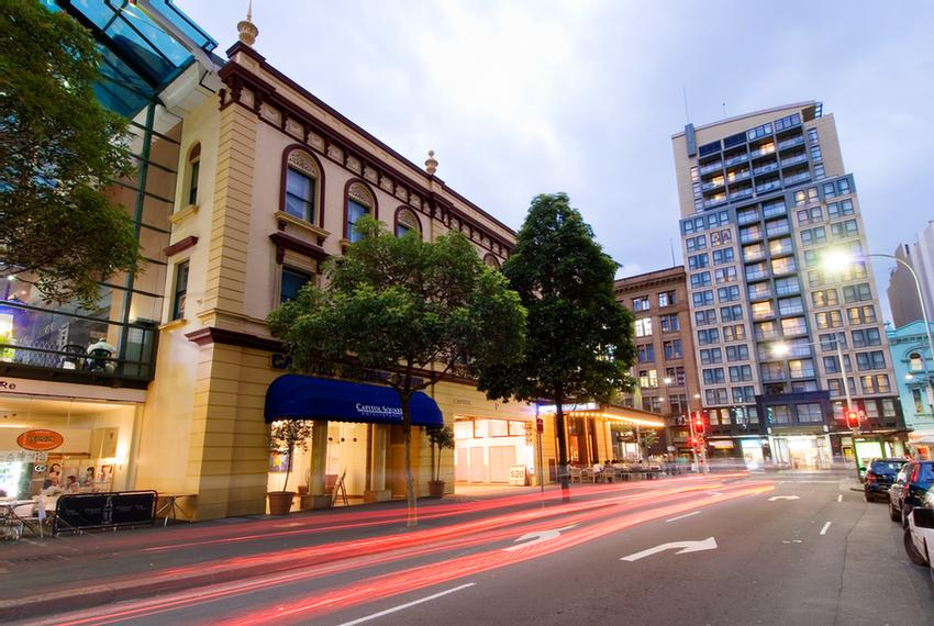 Rydges Capitol Square Hotel