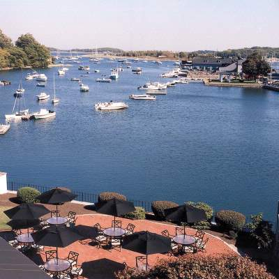 Image of The Cohasset Harbor Resort