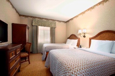Double Bed Suite Accommodations 13 of 21