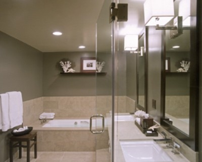 View Of Bathroom In Our Executive Junior Suite 8 of 27