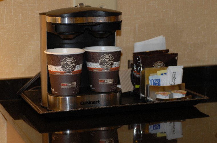 In Room Coffee For Your Convenience 14 of 16