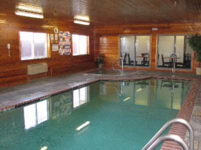 Indoor Heated Pool And Spa. 2 of 7