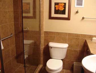 Walk In Showers (Bathtubs Are Available In Some Rooms) 5 of 9