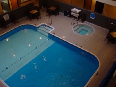 Indoor Pool And Hot Tub 9 of 11