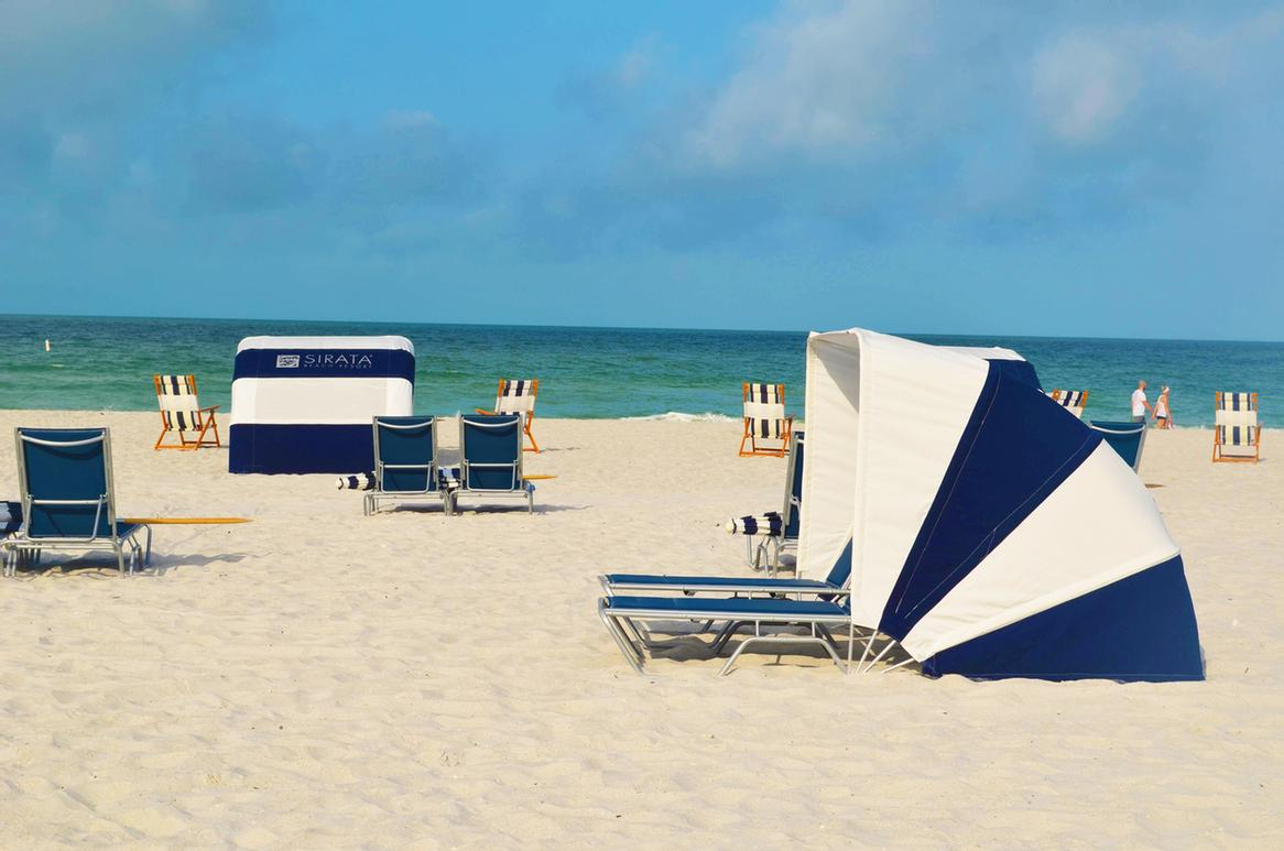New Beach Cabanas 3 of 15