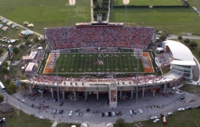 Bgsu Football Stadium Go Falcons! 13 of 16