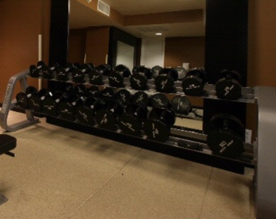 Fitness Center Weights 13 of 21