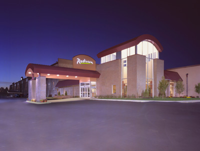 Image of Radisson Hotel Minneapolis Roseville