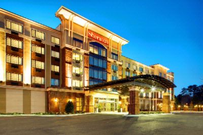 Exterior Of Sheraton 2 of 13