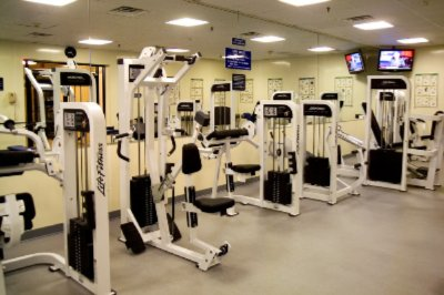 Health Spa -Weight Room 11 of 26