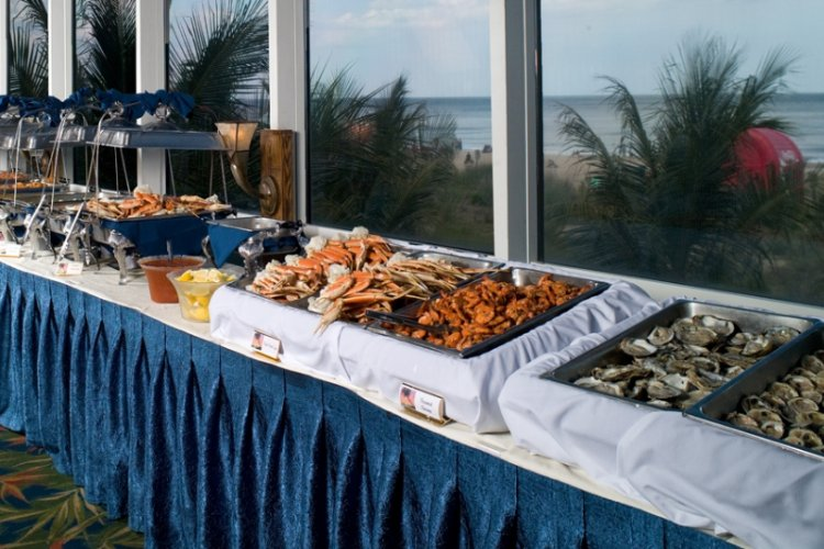 Prime Rib-Crab Leg-Seafood Buffet 7 of 26