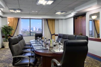 Hilton Houston Plaza / Medical Center Board Room