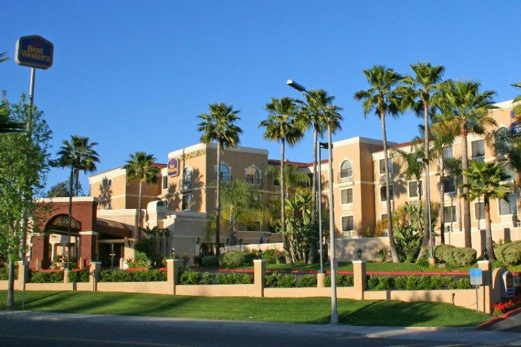 Best Western Escondido Hotel 1700 Seven Oakes Rd Ca 92026