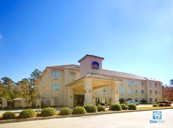 Best Western Crown Colony Inn & Suites Lufkin 2 of 29