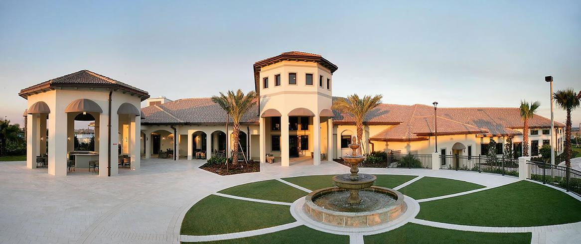 Luxury Disney Homes With Pools at Champions Gate Golf Resort