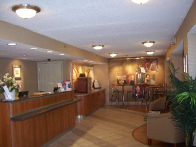 Our Newly Renovated Lobby 3 of 7