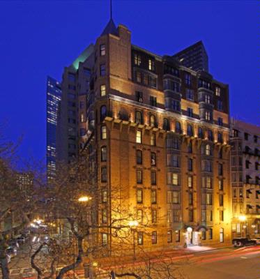 Courtyard Marriott Copley Square Hotel Boston 1 of 17